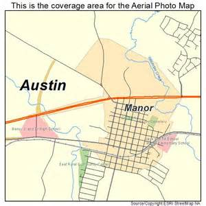 manor map aerial photography map of manor tx