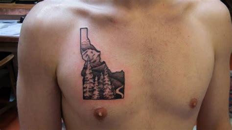 idaho tattoo best 25 realistic sleeve ideas on sea