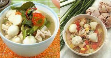 Peralatan Masak Telur Praktis mudahnya membuat sayur sop telur puyuh brokoli hijau