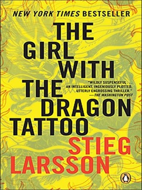 the girl with the dragon tattoo books the with the by stieg larsson