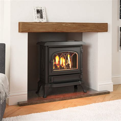Wood Stove Gas Fireplace Broseley Canterbury Slimline Gas Stove Gas Stoves All