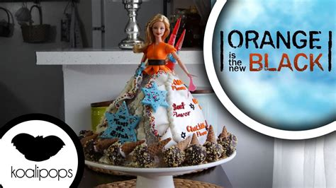 Orange Is The New Black Doll  Ee  Cake Ee   Youtube