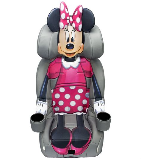 minnie mouse high back booster seat kidsembrace combination booster car seat minnie mouse