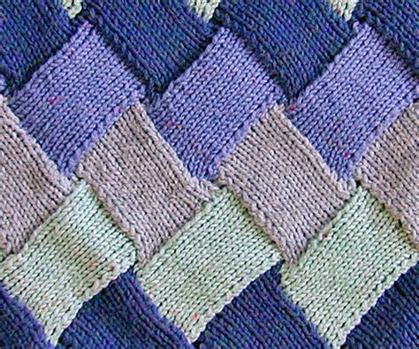 knitting pattern visualizer entrelac knitting images reverse search