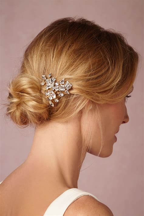 Small Dot Hair Accessories For Weddings by Bridal Hairpins And Bridal Hair Combs
