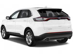 Ford Wdge 2016 Ford Edge Carsfeatured