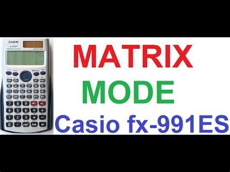 tutorial casio fx 991es full download casio fx 991es calculator tutorial 7