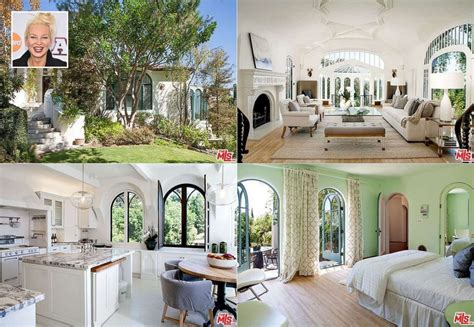 inside celebrity homes sia home in la celebrity homes sia lists mediterranean mansion in la picture in photos