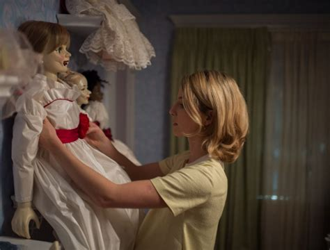annabelle doll voice annabelle the history and the doll