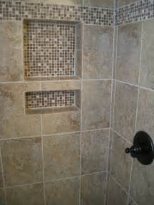 Shower Tile Installation A Waterproof Alcove For Holding All Your Shower Toiletries Minnesota Regrout And Tile