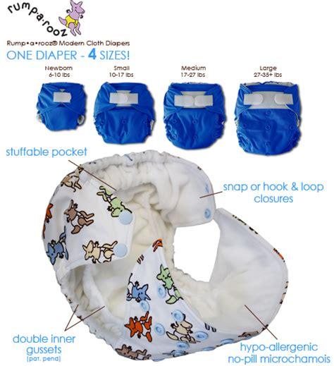 rumparooz onesize pocket nappy packages