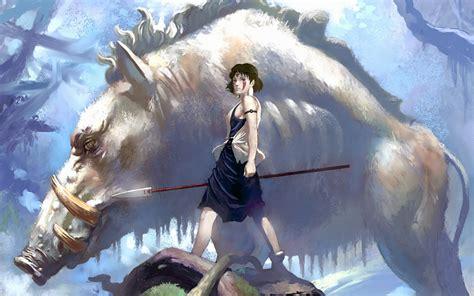 princess mononoke 177 princess mononoke hd wallpapers backgrounds