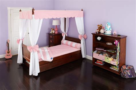 twin canopy beds for girls cute canopy twin beds for girls and ideas house photos