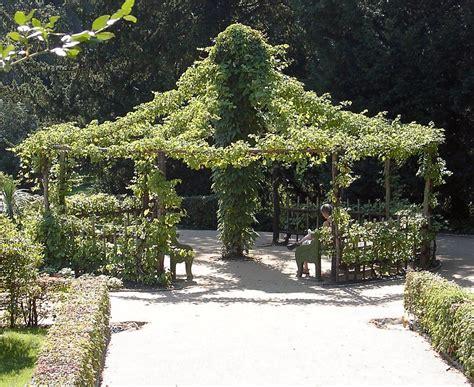 Pergola Im Garten 900 by Pergola Am Haus Selbst Bauen Und Begr 252 Nen