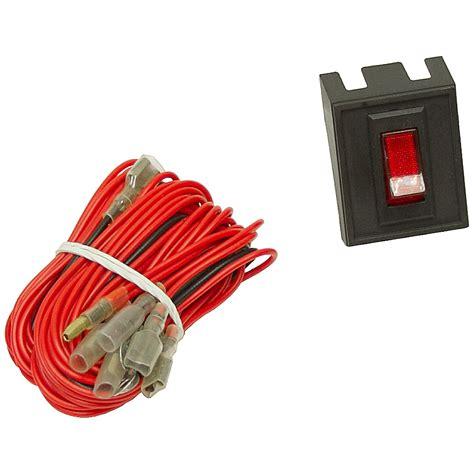 6 volt led lights 12 volt dc 6 led light kit ls 104w dc mobile equipment