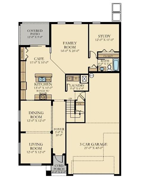 lennar homes floor plans florida monte carlo new home plan in bella vida executive homes
