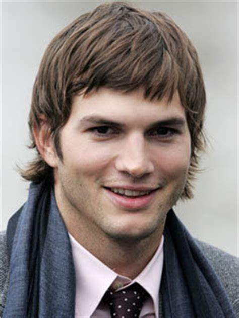 Ashton Kutcher Hairstyle by Ashton Kutcher Hairstyles Cool S Hair