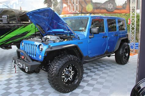 hellcat jeep the first 707hp hellcat 6 2l hemi engine swaps and what