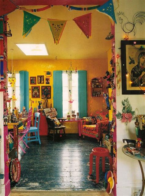 Mexican Themed Home Decor by Best 25 Mexican Style Homes Ideas On Mexican