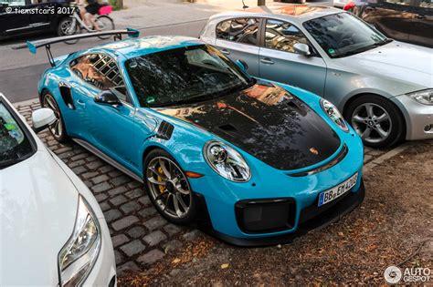 Porsche Gt2 991 by Porsche 991 Gt2 Rs 22 July 2017 Autogespot