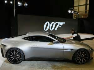Aston Martin Db 10 Bond 24 Spectre Bond Aston Martin Db10 Business