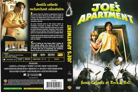 joes appartment jaquette dvd de joe s apartment cin 233 ma passion
