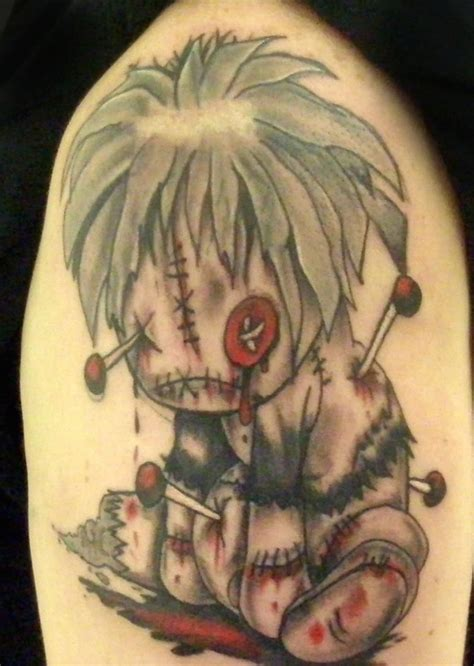 33 staggering voodoo tattoo designs inkdoneright