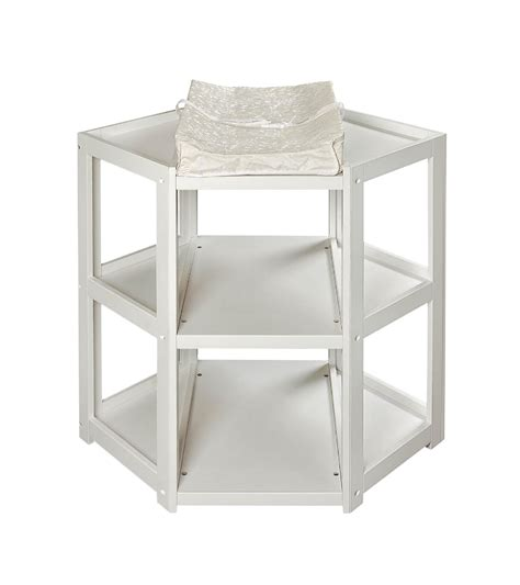 Kmart Changing Table Badger Basket 02205 Corner Changing Table White Sears