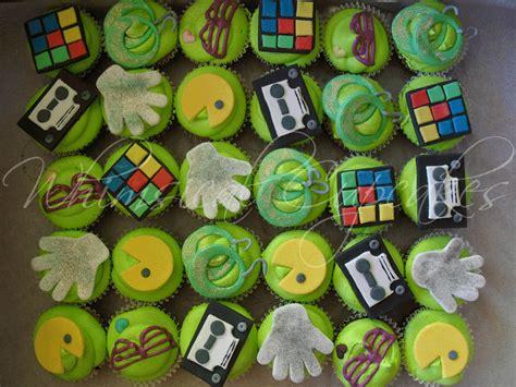 80s theme decoration ideas whimsical 80 s themed bakes