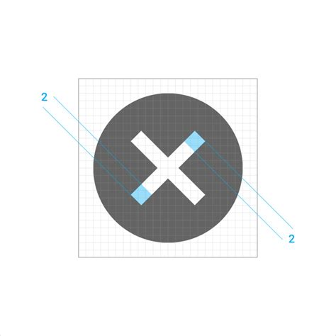 material design guidelines icon icons style material design guidelines