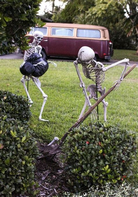 Handmade Outdoor Decorations - 31 creepy and cool yard d 233 cor ideas digsdigs
