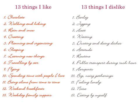 Things I Like And Dislike Essay february 2012sas does february 2012