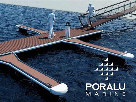 floating boat jetty a poralu marine pontoon jetty yacht charter superyacht