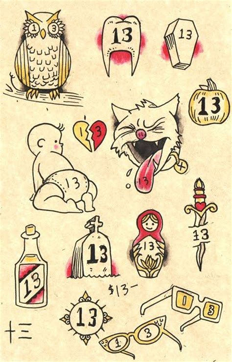 friday the 13th tattoos special best 25 friday the 13th ideas on