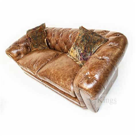 Tetrad Upholstery by Tetrad Upholstery Norton Midi Chesterfield Sofa