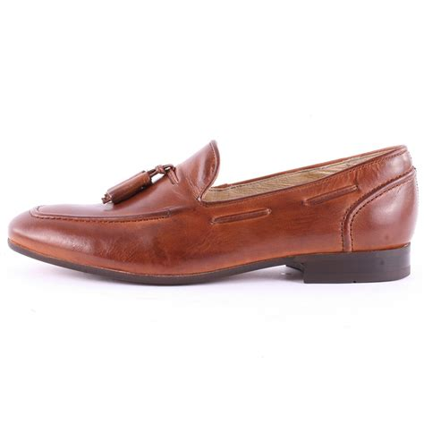 h by hudson loafers h by hudson mens leather loafers in