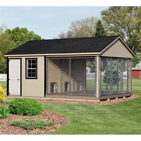 25 best ideas about outdoor kennels on