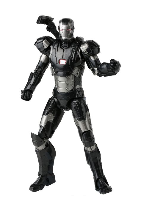 Figure Marvel Avanger Iron Manboneka Solar Iron Marvel Legends War Machine Figure