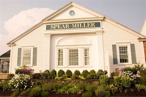 facilities spear miller funeral home