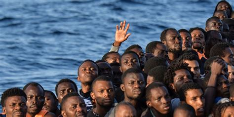 refugee migrant rescue boat new evidence undermines eu report tying refugee rescue