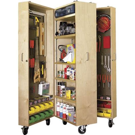 Mobile Tool Cabinet Plans Free