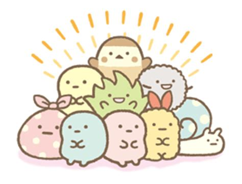 sumikko gurashi new emojis, gif, stickers for free at