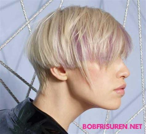 Kurzhaarfrisuren Blond 2016 by Kurzhaarfrisuren 2016 Trends Blond Farbe Bob Frisuren