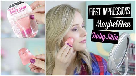 Baby Skin Vi maybelline baby skin instant cheek flush