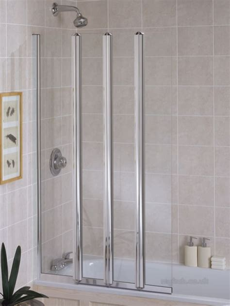 Daryl Shower Door 054 Multi Fold Bathscreen Squ S Cl900r Daryl