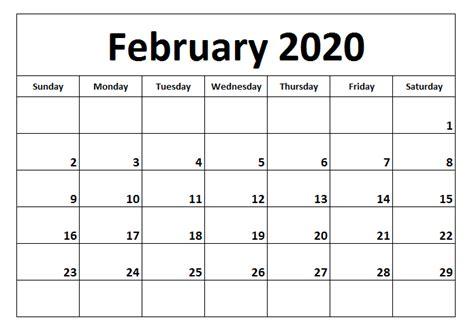 printable february  calendar february calendar calendar printables monthly calendar template