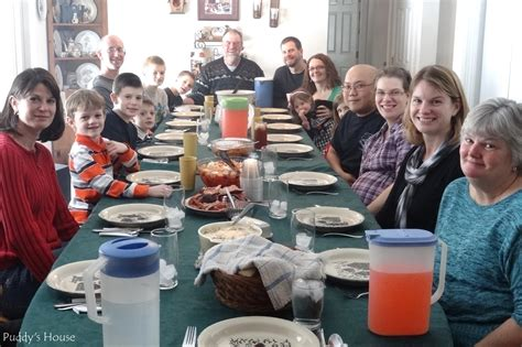 table family and year s puddy s house