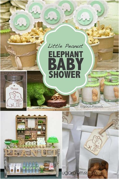 Baby Themes For Baby Shower by Elephant Baby Shower Ideas Baby Ideas