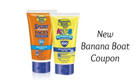 banana boat printable coupon banana boat coupon sunscreen for 4 49 southern savers