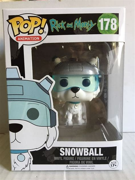 Funko Rick And Morty Snowball Pop Vinyl 12445 579 best images about pop vinyl toys on pop figures vinyl figures and toys